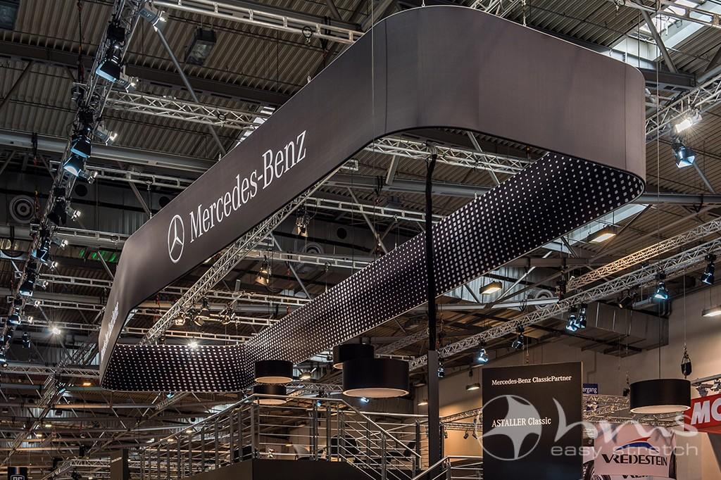 Klassisches Design Für Die Klassiker Von Mercedes-Benz