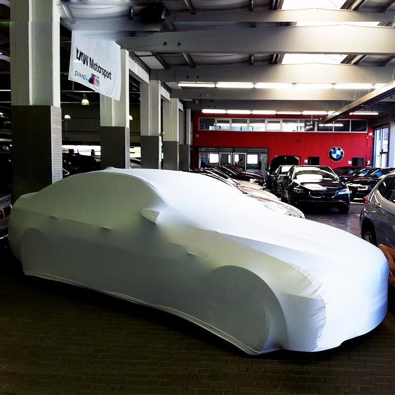 Fahrzeugverhüllung Abdeckungen Und Schutzhüllen Aus Stretchmaterial Für Fahrzeuge