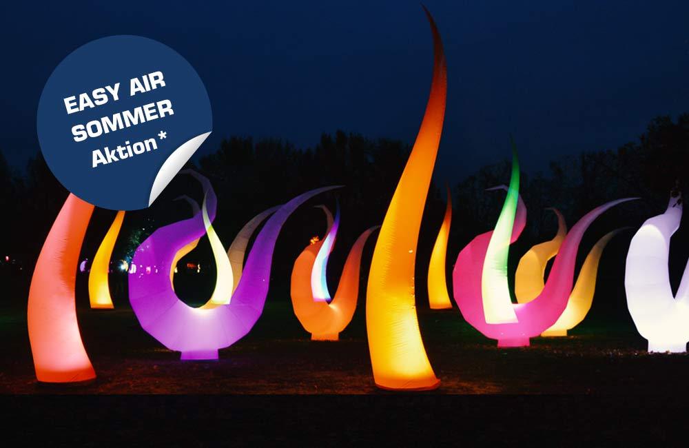 EASY AIR SOMMER-AKTION