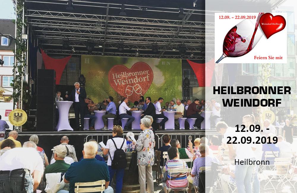 Heilbronner Weindorf