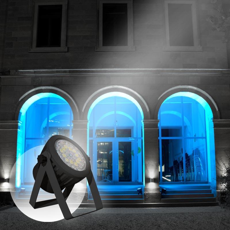 LED AKKU SPOT Universeller LED-Scheinwerfer