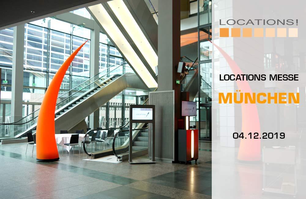 LOCATIONS! München