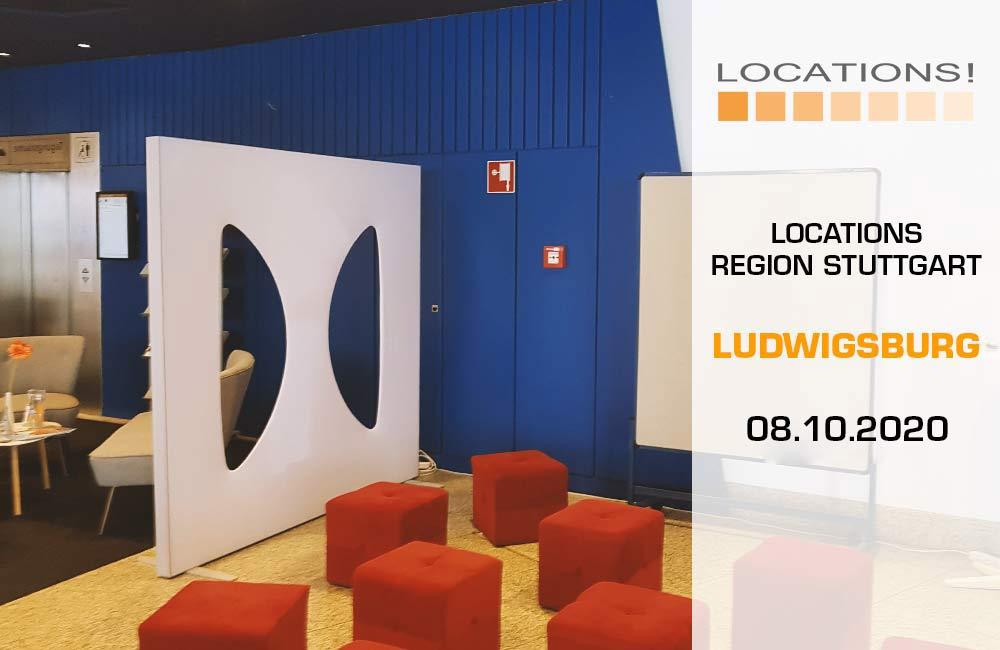 LOCATIONS! Region Stuttgart