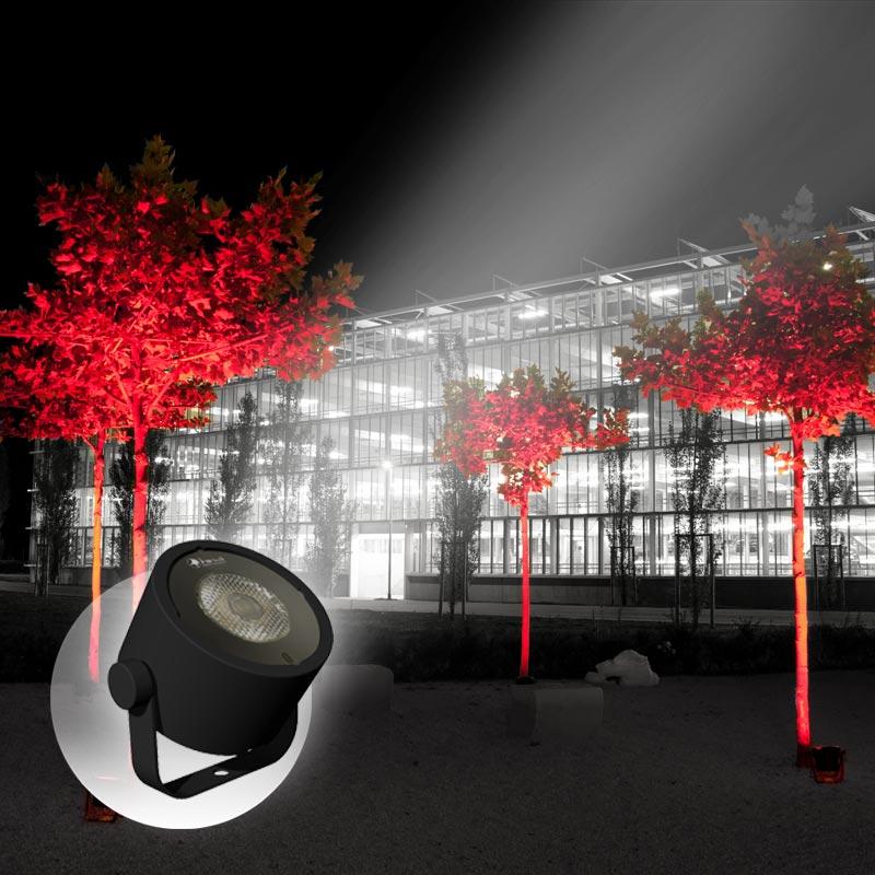 MINI LED AKKU SPOT Universeller LED-Scheinwerfer