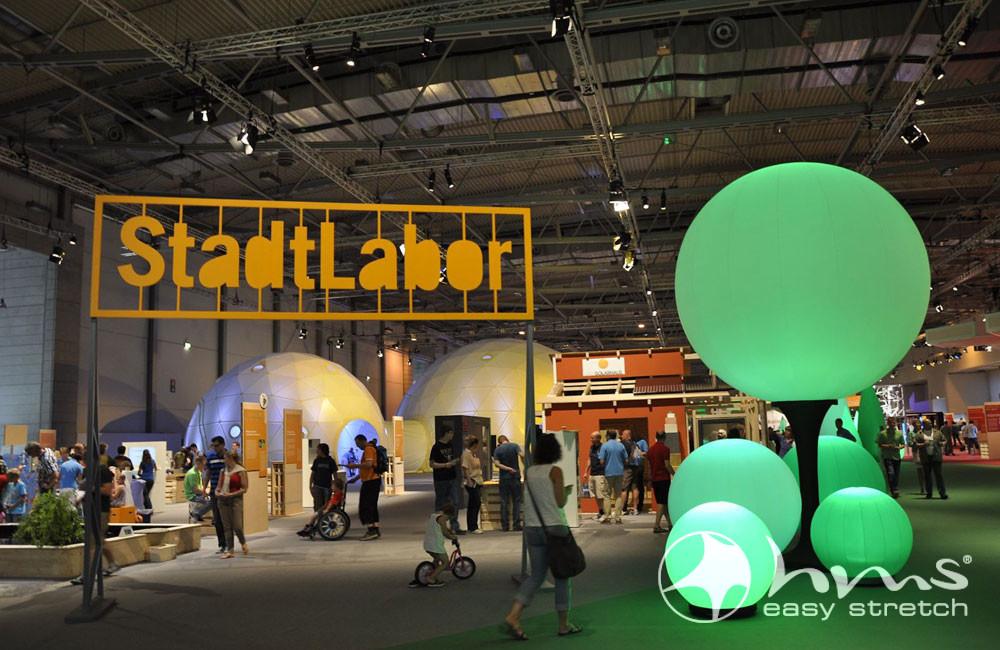 IdeenPark In Essen – Hms Easy Stretch Realisiert Greifbare Zukunftsvisionen Für 320.000 Messebesucher