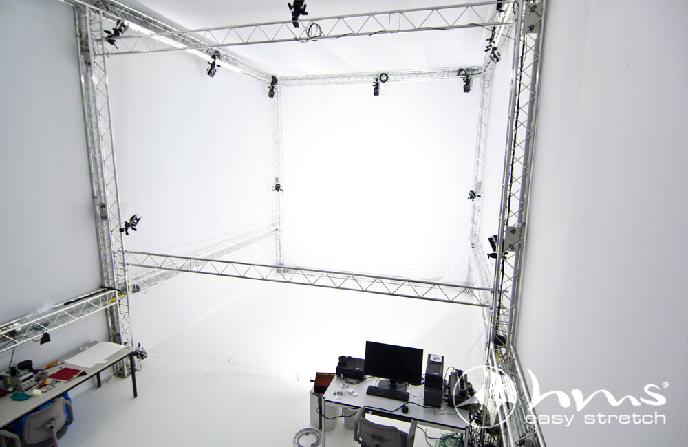 Motion Capture Studio Für Das Max-Planck-Institut
