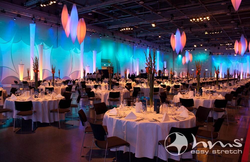 Mehr Als 130 Deko-Objekte Für Die VDMA-Gala In Stuttgart