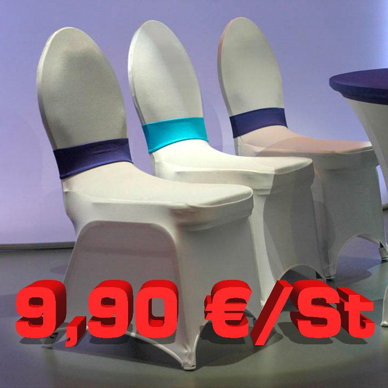 SELARIA SALE Stretch-Stuhl-Husse Mit Integrierten Schutzkappen