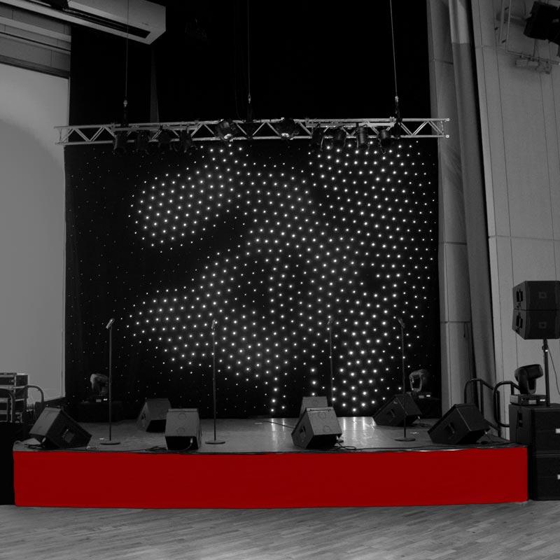 STAGE Verkleidungen Für Bühnen, FoHs Und Anderen Equipments