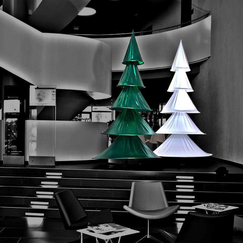 X-MAS TREE Für Winterliche Und Festliche Themen
